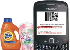 TARGET $$ New Target Mobile Coupons (4/30)!