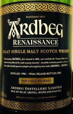 Ardbeg Renaissance 1998/2008 55.9%