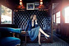 Sesja kolekcji QUIOSQUE na sezon jesień-zima 2014/2015, photo: Kajus W. Pyrz #QSQ #photography #photo #retro #vintage #england #greatbritain #fashion #inspiration #autumn #fall #look #outfit #women #beauty #style #casual #elegance #retro #vintage #oldschool