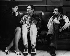 Liza Minnelli and Robert De Niro in New York,New York by Martin Scorsese, 1977