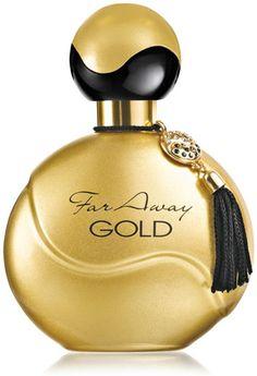 Far Away Gold Avon perfume - a new fragrance for women 2014