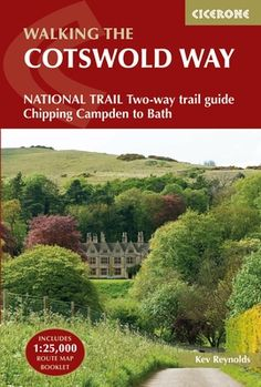 Guidebook to walking the Cotswold Way National Trail. Between Chipping Campden and Bath, the 102 mile route explores the Cotswolds AONB. Described in both directions over 13 stages, the Cotswold Way can be walked year round and is suitable for beginner trekkers. Includes separate OS 1:25,000 map booklet of the route.