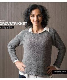 Dame Oppskrifter og materialpakker Nettbutikk Design