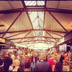 Torvehallerne - indoor food market