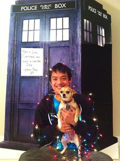 Can we love Osric Chau any more right now?