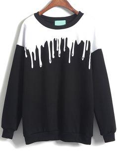 http://es.shein.com/Black-Long-Sleeve-Drop-Print-Loose-Sweatshirt-p-196207-cat-1773.html