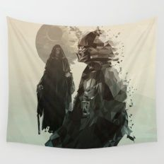 Come to the Dark Side Wall Tapestry