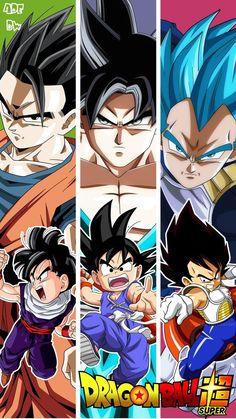 Who's the strongest saiyan? by AdeBa3388