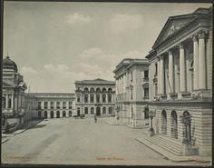Largo do Palacio Ano: 1902