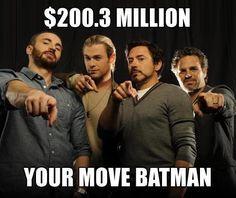 Avengers!!