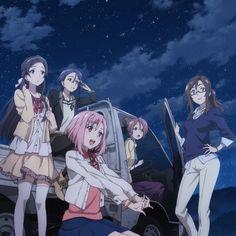 Review Anime: Sakura Quest - JAPANIMEINDO