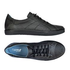 Comfortable sneakers. Made from Piñatex, and insole from high quality, breathing and waterproof microfiber with Oeko-Tex Standard 100 certificate. 100% vegan - PETA Approved VEGAN certificate. 10% of the earned profit on each pair of FAIRMA ETHICAL DESIGN shoes is donated for charity purposes. We want to create a better world! #vegansneakers #pinatex #pinatexsneakers #sustainableshoes #consciousfashion Vegan Sneakers, Vegan Shoes, All Black Sneakers, Comfortable Sneakers, Peta, Cello, Worlds Of Fun, Certificate, Designer Shoes