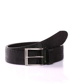 Cinturones hombre Hugo Boss - Negro |Envio Gratis