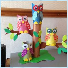 Animal Crafts For Kids, Craft Kits For Kids, Spring Crafts For Kids, Autumn Crafts, Toddler Crafts, Preschool Crafts, Diy Crafts For Kids, Art For Kids, Toilet Paper Roll Crafts