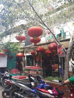 Petak Sembilan China Town - Glodok Jakarta