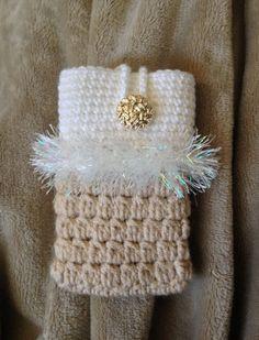 Crocheted Phone Case