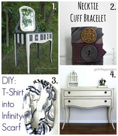 Blogland Tour:  Favorite DIY Projects by Girl in the Garage (and get to know me better!)