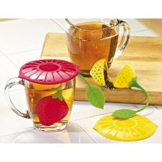 too cute tea infuser