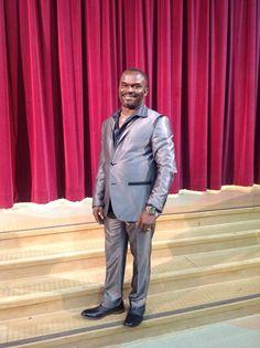 Apostle Cletus Harrison