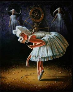 michael cheval-circle-of-time-