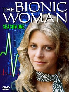 The Bionic Woman series Childhood Tv Shows, My Childhood Memories, Mejores Series Tv, Capas Dvd, 1970s Tv Shows, Cinema Tv, Bionic Woman, Old Shows, Great Tv Shows