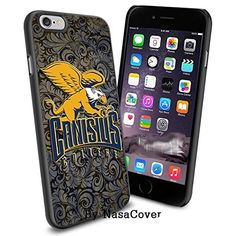 NCAA University sport Canisius Golden Griffins , Cool iPhone 6 Smartphone Case Cover Collector iPhone TPU Rubber Case Black [By NasaCover] NasaCover http://www.amazon.com/dp/B0140NB646/ref=cm_sw_r_pi_dp_4Xl3vb0N401GG