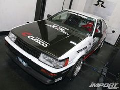 Tomei Powered Poncams 1985 Toyota Levin JPG