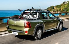The Renault Duster Oroch voted best pick-up of the year in Brazil 4x4, Nissan Infiniti, Toys For Boys, Big Boys, Cars And Motorcycles, Offroad, Automobile, Brazil, Prince