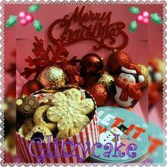 Get your #Glitzycake cookie orders in before Christmas! Glitzycake@gmail.com