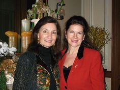 Generosi-Tea (h) Guest Vickie Zoellner & Author Mara Purl