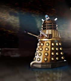 Doctor Who 1x06 - Dalek