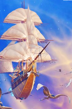 Treasure Planet Disney Fan Art, Disney Pixar, Planet Movie, Sea Of Stars, Arte Nerd, Planet Tattoos, Planets Wallpaper, Family Holiday Destinations, Dream Painting