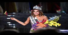 A mulher que foi Miss Universo por um minuto. Lembra-se?