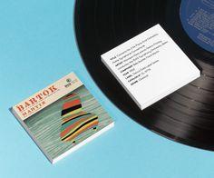 'Concerto No 3 for Piano And Orchestra; Petite Symphonie Concertante' album cover design by Alex Steinweiss.