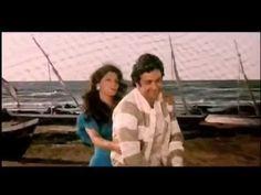 'Saagar Kinare' (Movie: SAAGAR -1985) English Subtitles - YouTube