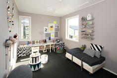 Lastenhuone  @Asuntomessut Kokkolassa 2011 Cool Boys Room, Boy Room, Creative Kids Rooms, Dream Home Design, House Design, Kids Decor, Home Decor, Kid Beds, Little Houses
