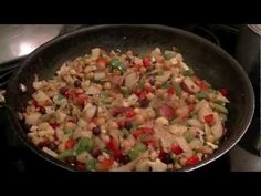 Israeli Couscous and Chickpea Pilaf Recipe --from east indian recipe channel