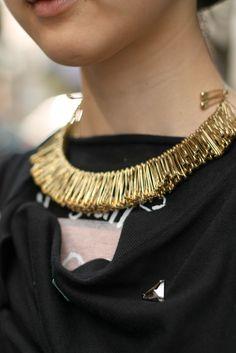 maddierose #DIY #craft #necklace #fashion