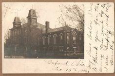 Snyder Photo 1906 Miami University Oxford Oh E High St Dr O C