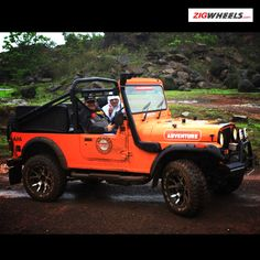 Adil Jal Darukhanawala put the tough Mahindra Thar to test on the fiercest roads in India.