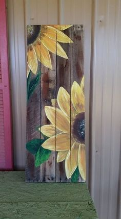 Diy Christmas Gifts Wood Pallet Art Ideas,Diy Christmas Gifts Wood Pallet Art Ideas How To Make Wood Art ? Wood art is typically the task of surrounding around and inside, provided th. Arte Pallet, Wood Pallet Art, Pallet Painting, Painting On Wood, Wood Art, Diy Pallet, Painting Canvas, Diy Painting, Pallet Gift Ideas