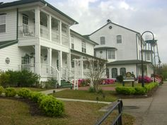 Cypress Inn along the Riverwalk in downtown Conway S.C
