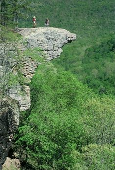 Hawksbill Crag, Whitaker Point, Arkansas