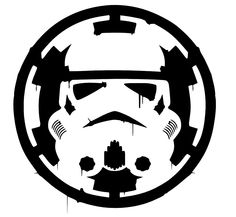A personal favorite from my Etsy shop https://www.etsy.com/listing/233403748/empire-inspired-storm-trooper-sticker