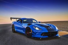 2016 Dodge Viper ACR Oh to be young again - and take more driving lessons on this one!