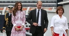 On September 25, 2016, Prince William, Duke of Cambridge and Catherine, Duchess of Cambridge arrived in Vancouver, British Columbia, as the...