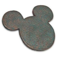 Disney Garden Stepping Stone - Flower and Garden - 2012 Mickey Mouse