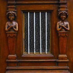 French Windows, Alsace, Wooden Doors, St Louis, Twins, Carving, Album, Home Decor, Decoration Home