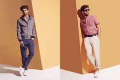 Matalan Spring/Summer 2016 Men's Lookbook   FashionBeans.com