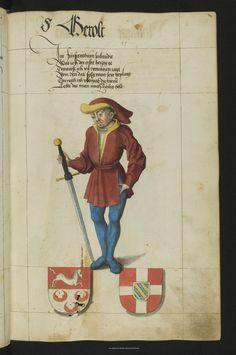 SLUB Dresden: Werkansicht: Das Sächsische Stammbuch - Mscr.Dresd.R.3